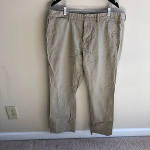 💜 Old Navy Men's Khakis 40 x 30 Slim
